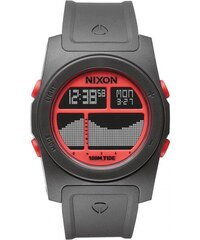 Nixon Nixon Rhythm gray/neon orange