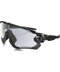 Oakley Oakley Jawbreaker polished black w/clear black iridium photochromic activated