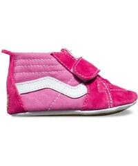 Vans Vans Sk8-Hi Crib pink/hot pink