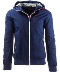 Pánská bunda Modax modrá - modrá