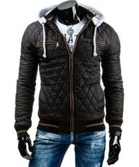 Pánská bunda Micubisi černá - černá