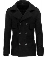 Pánský kabát Mohakim černý - černá
