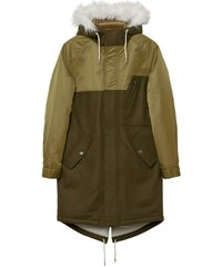 GANT Rugger Parka Fishtail - Great Green