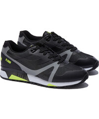 DIADORA N9000 BRIGHT PROTECTION Sneakers in Schwarz-Grau
