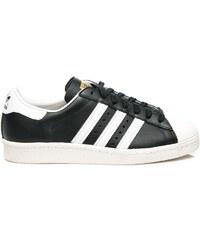 ADIDAS Moderní stylové černobílé pánské botasky ADIDAS SUPERSTARS 80's