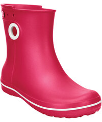 Crocs Damen Gummistiefel Jaunt Shorty Boot raspberry