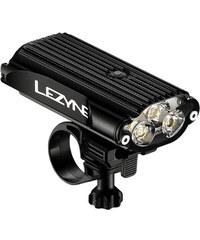 Lezyne Fahrrad Frontlicht Deca Drive LED Fully Loaded Paket m. Zubehör schwarz
