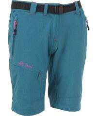 Dívčí 3/4 outdoorové kalhoty ALTISPORT HAZERIA-J ALJS16012 MODRORŮŽOVÁ