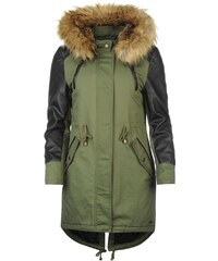Zimní bunda Firetrap Blackseal Polly dám. khaki