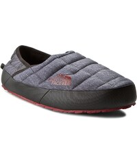 Bačkory THE NORTH FACE - Thermoball Traction Mule II T0CKJ6NKM Phantom Grey Heather Print