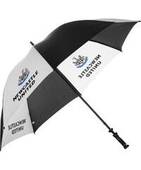 Deštník NUFC černá/bílá
