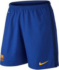 Nike Kinder Fußballshorts Away Shorts FC Barcelona Saison 2015/2016 - blau