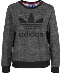 adidas Trefoil W Sweater dark grey