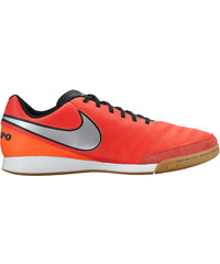 Nike Herren Fußballschuhe Halle Tiempo Genio II Leather IC