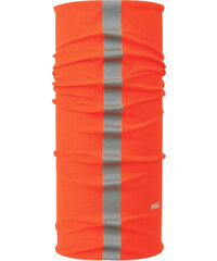 p.a.c. Multifunktionstuch Reflector neon orange