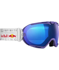 Red Bull Racing Eyewear Ski- und Snowboardbrille Boavista-006S - Matt Purple/Sky Race