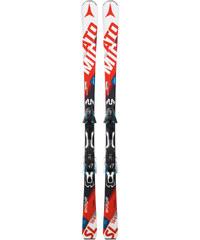 Atomic Skier Redster Edge SL inkl. Bindung XT-12