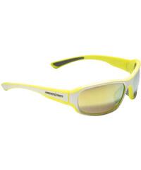 Swisseye Sportbrille / Sonnenbrille Freerider - Neon Yellow / Brown Yellow Revo