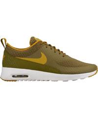 Nike Damen Sneakers Air Max Thea Olive Flak/Peat Moss-Summit White