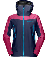 Norröna Damen Bergsportjacke / Trekkingjacke Falketind Gore-Tex Jacket W