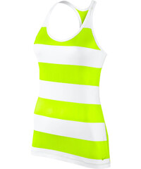 Nike Damen Sportshirt Get Fit Rugby Stripe Tank