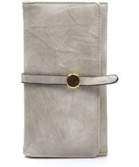 Dámská peněženka šedá