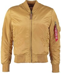 Alpha Industries Blouson Bomber gold