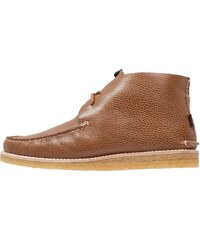 Yogi LUCAS Chaussures à lacets dark tan tumble