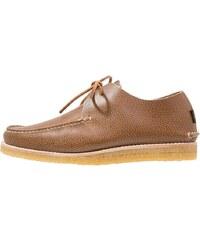 Yogi LAWSON Chaussures à lacets dark tan tumble