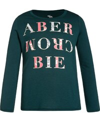Abercrombie & Fitch Tshirt à manches longues teal