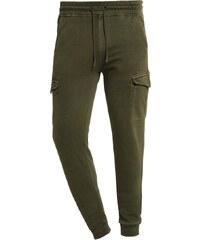Dstrezzed Pantalon de survêtement army green