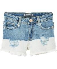 Mango LAURA Short en jean medium blue