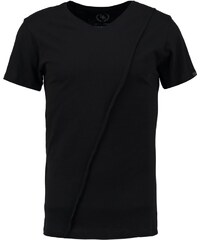 Boom Bap OUT THE GATE Tshirt imprimé black/black