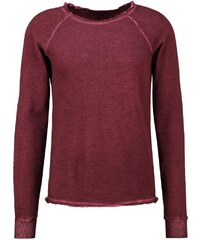 Boom Bap UNDONE Sweatshirt cabernet