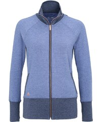 adidas Golf Sweatjacke raw purple melange