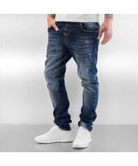Bangastic Trop Straight Fit Jeans Mid Blue