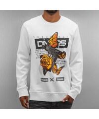 Dangerous DNGRS Harmonious Weapons Sweatshirt White