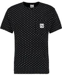 New Black STAR Tshirt imprimé black