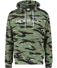 New Black TIGER Sweatshirt wood