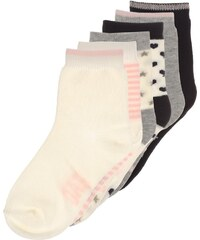 GAP 6 PACK Chaussettes neutral multi