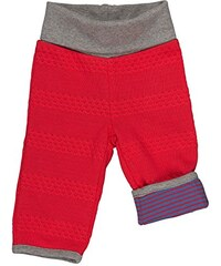 loud + proud Unisex Baby Hose Wendehose Strick