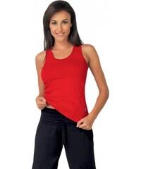 Fitness tílko Milenka I red