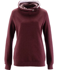 bpc bonprix collection Sweatshirt langarm in rot für Damen von bonprix
