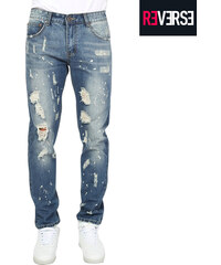Re-Verse Jeans im Destroyed-Look - 30