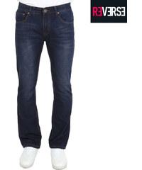 Re-Verse Jeans Boot Cut avec léger effet délavé