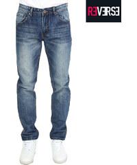 Re-Verse Regular Fit-Jeans mit heller Waschung - 30