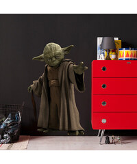 Lesara Wandtattoo Yoda aus Star Wars