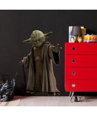 Lesara Tatouage mural Yoda Star Wars