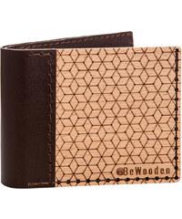 BeWooden Dřevěná peněženka Virie Virilia