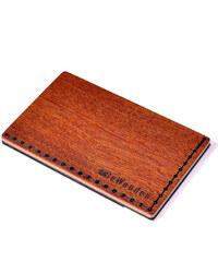 BeWooden Dřevěná dolarová peněženka Red Note